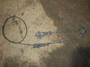 peugeot 205 1.6 / 1.9 gti sun roof release cables and clips